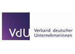 VdU Verband deutsch Unternehmerinnen